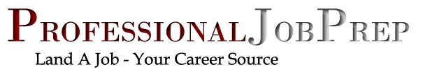 Professional Job Prep Logo